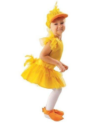 Magicoo Eend kostuum voor meisjes