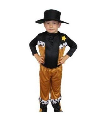 Magicoo Cowboy kostuum kind