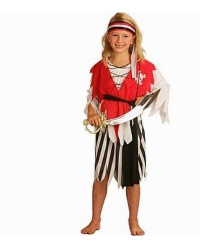 Magicoo Piratenpak voor meisjes