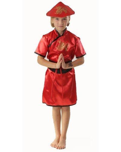Magicoo Chinees kostuum voor meisjes