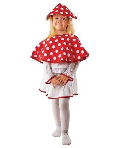 Magicoo Paddestoel kostuum voor meisjes