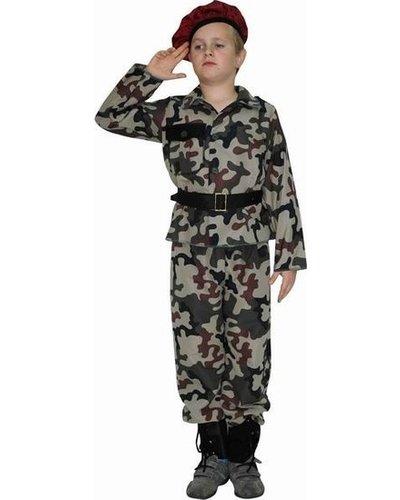 Magicoo Soldaten uniform kinderen