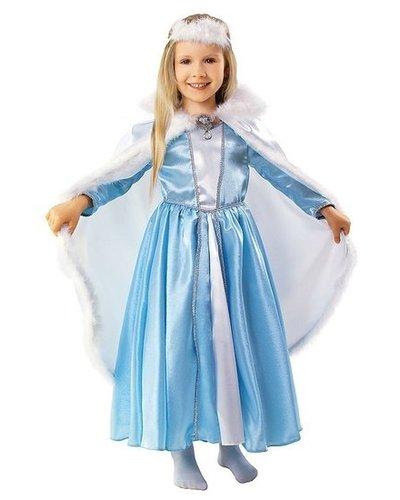 "Magicoo Blauwe prinsessenjurk ""Snowflake"""