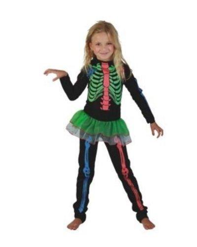 Magicoo Skelet pak voor meisjes