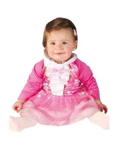 Magicoo Roze prinsessenjurk baby