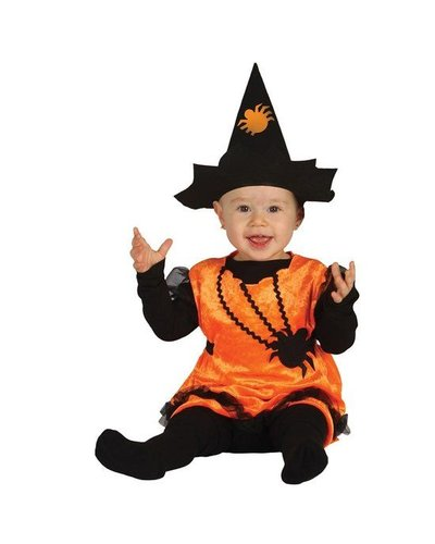 Magicoo Heksenjurk baby