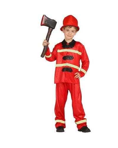 Magicoo Brandweerman kostuum kinderen