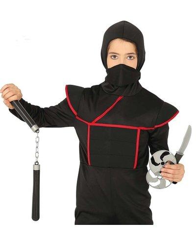 Magicoo 4-delige ninjaset voor kinderen