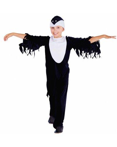 Magicoo Vogelkostuum voor kinderen - Zwaluwkostuum