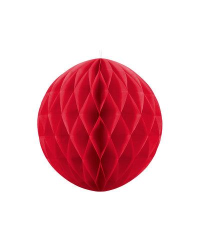 Magicoo Honingraatbal rood 20cm