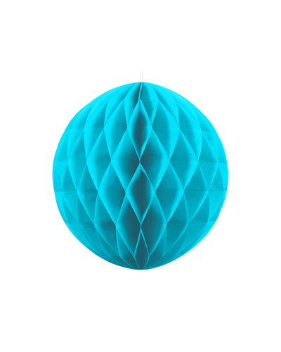 Magicoo Honingraat turkoois blauw 20cm