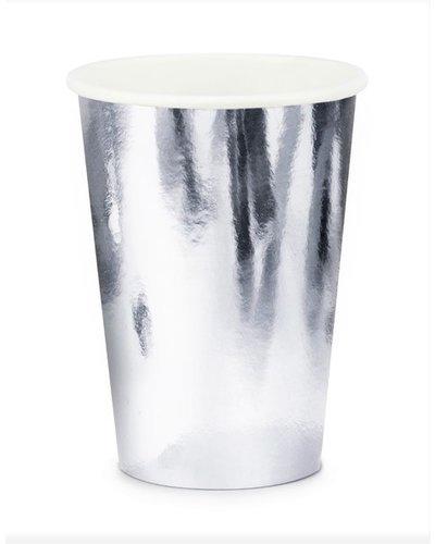 Magicoo Feestbeker zilver