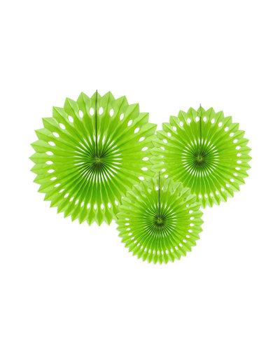 Magicoo 3 papieren compartimenten in 3 maten groen