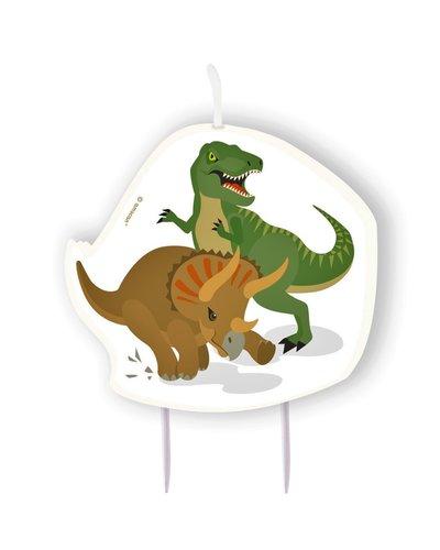 Magicoo Verjaardagskaars - Dino Party