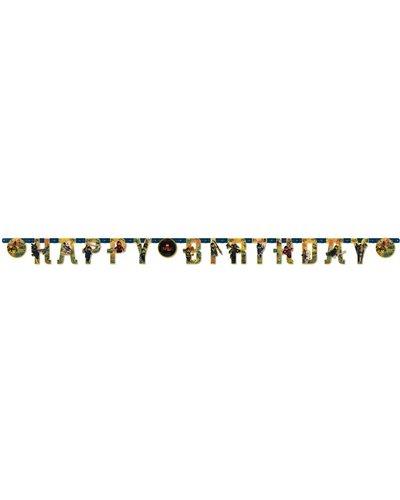 Magicoo Happy birthday slinger - Lego ninjago