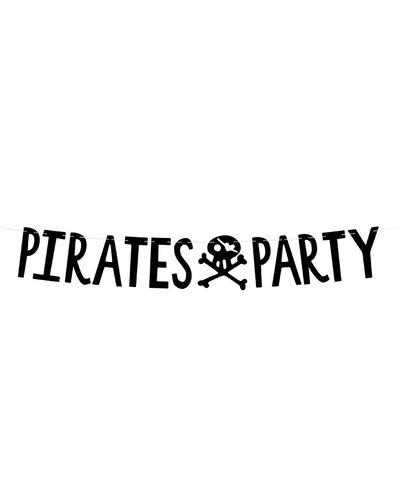 Magicoo Slinger voor piratenfeest