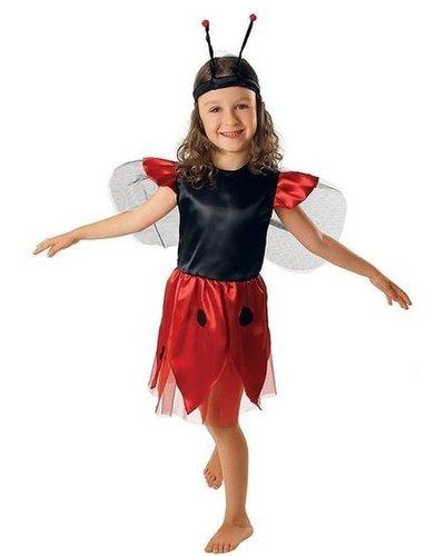 Magicoo Lieveheersbeestje pak voor meisjes