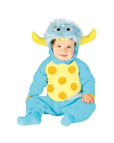 Magicoo Monster kostuum baby's en peuters