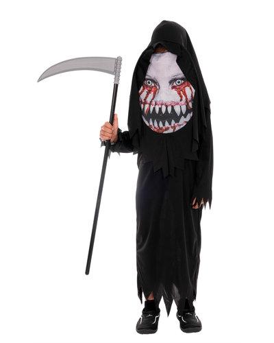 Magicoo Monster kostuum skelet voor kinderen