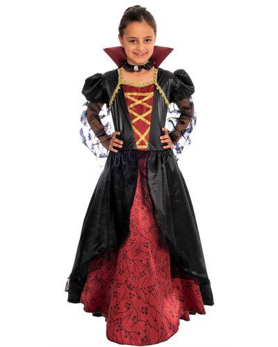 Magicoo Vampierkoningin kostuum voor meisjes