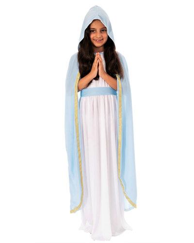 Magicoo Heilige Maria kostuum voor meisjes