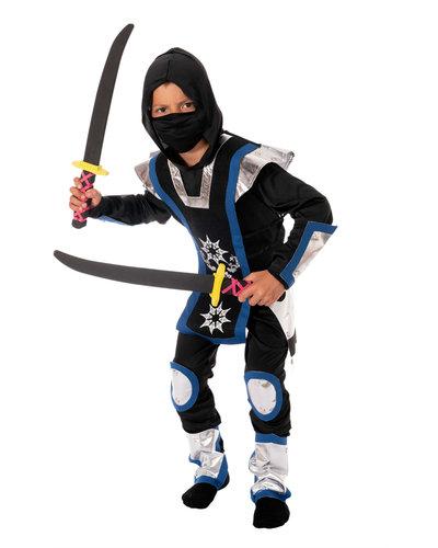 Magicoo Ninja shuriken kostuum voor kinderen