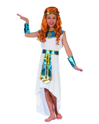 Magicoo Cleopatra Egyptisch kostuum voor kinderen