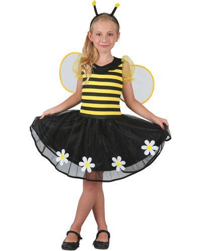 Magicoo Bijenkoningin kostuum voor kinderen