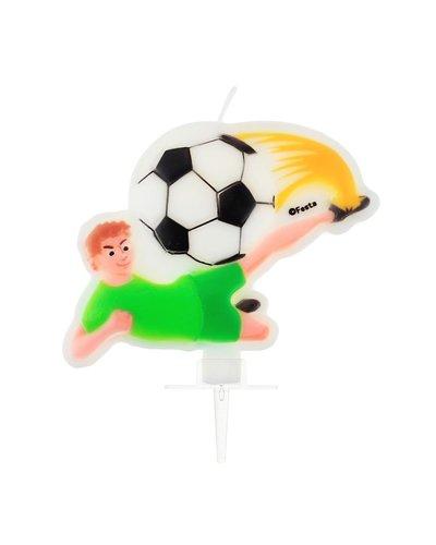 Magicoo Verjaardagskaars - voetballer