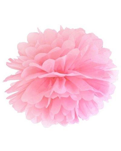 Magicoo Pom Pom sierbal roze 25 cm