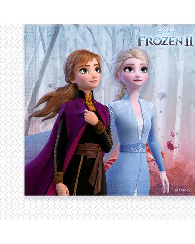 Magicoo Servetten Frozen 2 - 20 stuks