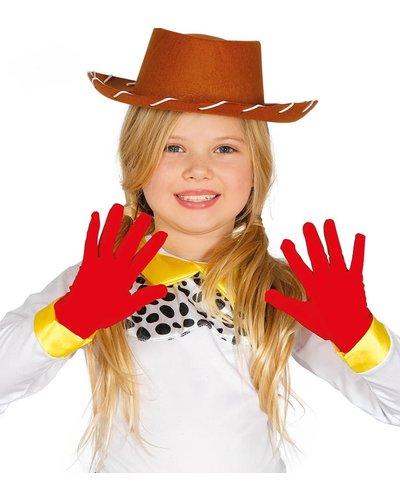 Magicoo Rode handschoenen voor kinderen