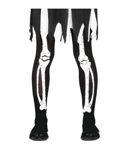 Magicoo Panty met skelet print voor kinderen