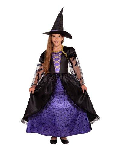 Magicoo heksen koningin jurk voor meisjes