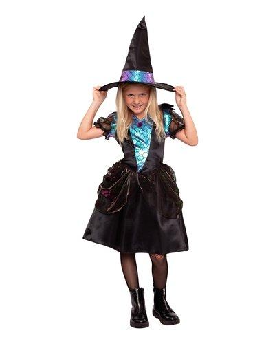 Magicoo Zeemeermin heksenjurk voor meisjes