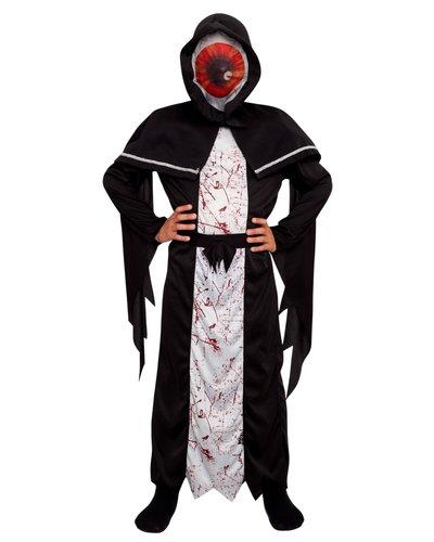 Magicoo Halloween kostuum monster oog voor kinderen
