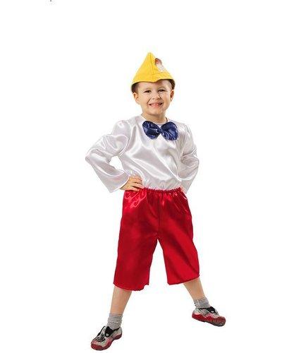 Magicoo Pinokkio kostuum voor kinderen