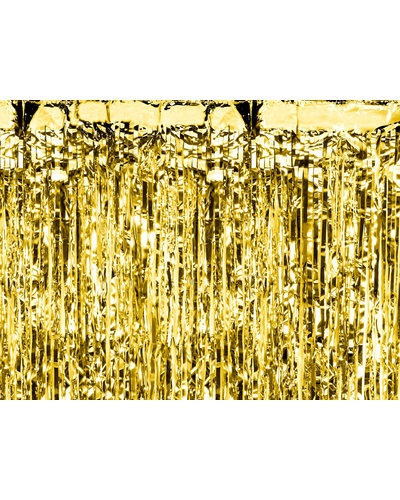 Magicoo Feestgordijn goud 90 x 250 cm