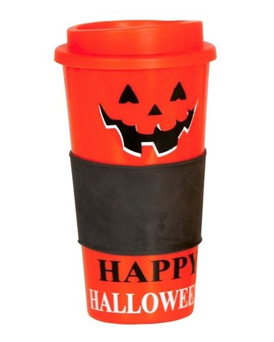 Magicoo Halloween drinkbeker pompoen