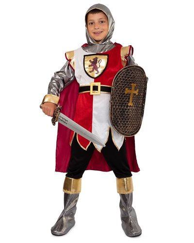 Magicoo middeleeuws ridder kostuum kind