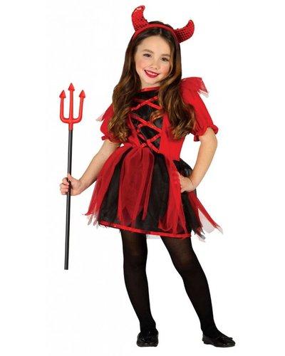 Magicoo Duivel pak meisjes