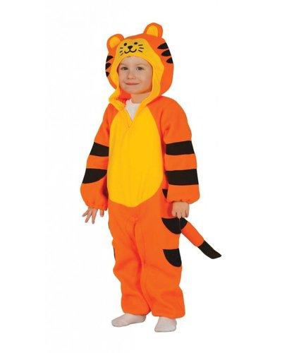 Magicoo Tijger kostuum baby's en peuters