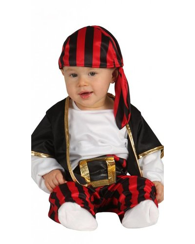 Magicoo Piratenpak baby's en peuters