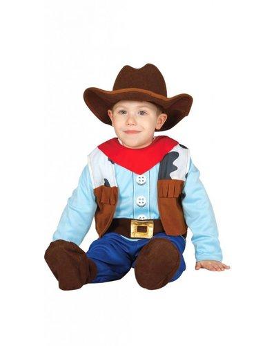Magicoo Cowboypak baby's en peuters