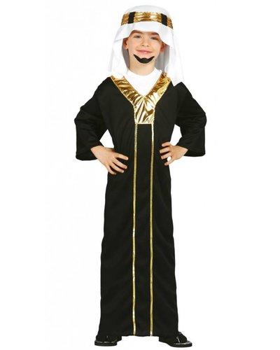 Magicoo Arabier kostuum Woestijnprins kind