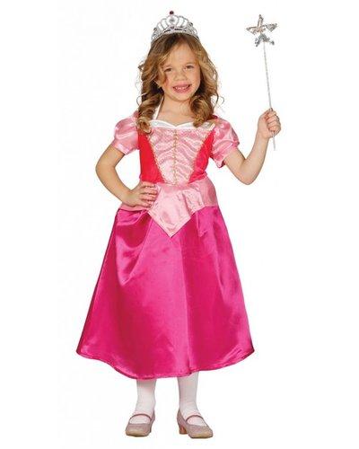 Magicoo Prinsessenjurk roze meisjes