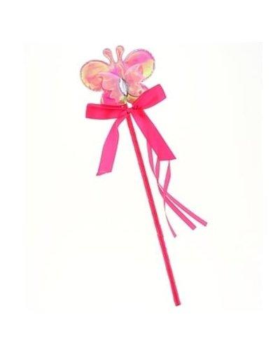 Magicoo Prinsessenstaf met roze vlinder