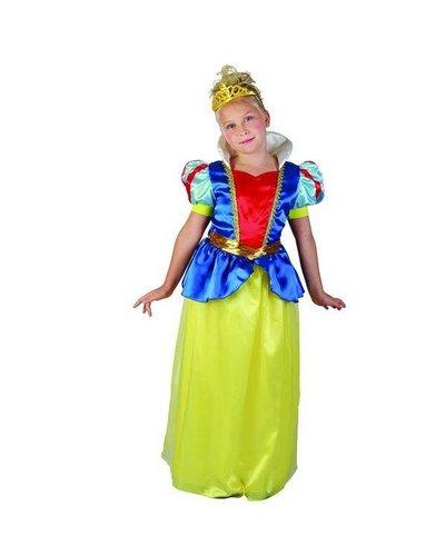 Magicoo Sneeuwwitje kostuum meisje