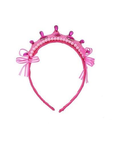 Magicoo Diadeem roze voor prinsessen