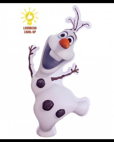 Magicoo opblaasbare Olaf met lichteffect Frozen